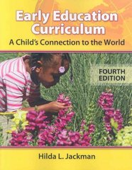 Early Childhood Curriculum 4th edition 9781428322462 1428322469