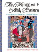 Marriage and the Family Experience 8th edition 9780534556822 0534556825