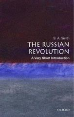 The Russian Revolution: A Very Short Introduction 1st Edition 9780192853950 0192853953