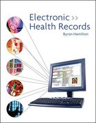 Electronic Health Records 1st edition 9780073374000 0073374008
