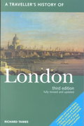 A Traveller's History of London 3rd Edition 9781566564847 1566564840