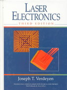 Laser Electronics 3rd Edition 9780137066667 013706666X