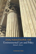 Foundations of Environmental Law and Policy 0 9781566629966 1566629969