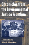 Chronicles from the Environmental Justice Frontline 0 9780521669009 0521669006