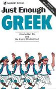 Just Enough Greek 1st edition 9780844295053 0844295051