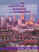 Statistics for Business and Economics 7th edition 9780138402327 0138402329