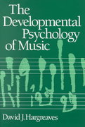 The Developmental Psychology of Music 0 9780521314152 0521314151