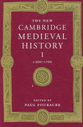 The New Cambridge Medieval History 0 9780521853606 0521853605