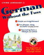 German Without the Fuss 0 9781400020836 1400020832