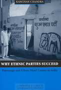 Why Ethnic Parties Succeed 0 9780521814522 0521814529