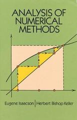 Analysis of Numerical Methods 0 9780486680293 0486680290