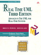 Real Time UML 3rd edition 9780321160768 0321160762