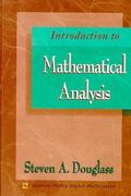 Introduction to Mathematical Analysis 1st edition 9780201508970 0201508974