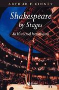 Shakespeare by Stages 1st Edition 9780631224693 0631224696