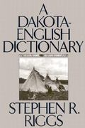 Dakota English Dictionary 2nd edition 9780873512824 0873512820