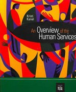 An Overview of the Human Services 1st edition 9780618607600 0618607609
