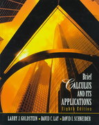 Brief Calculus and Its Applications 8th edition 9780130797674 0130797677
