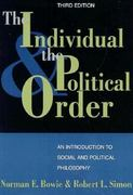 The Individual and the Political Order 3rd edition 9780847687800 0847687805