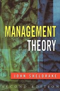 Management Theory 2nd edition 9781861529633 1861529635