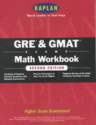 Kaplan GRE and GMAT Math Workbook 2nd edition 9780743202725 0743202724