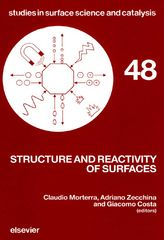 Structure and Reactivity of Surfaces 0 9780080887432 0080887430