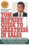 Tom Hopkins Guide to Greatness in Sales 0 9780446393706 0446393703