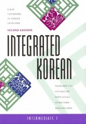 Integrated Korean 2nd Edition 9780824836504 0824836502