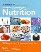 Present Knowledge in Nutrition 10th Edition 9780470959176 0470959177