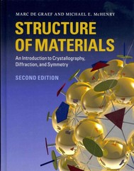 Structure of Materials 2nd edition 9781107005877 1107005876