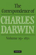 The Correspondence of Charles Darwin: Volume 19 1871 1st edition 9781107016484 1107016487