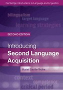 Introducing Second Language Acquisition 2nd Edition 9781139368827 1139368826