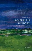 American History: A Very Short Introduction 1st Edition 9780199908547 0199908540
