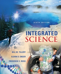 Combo: Integrated Science with Connect Access Card 6th edition 9780077922979 0077922972