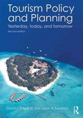 Tourism Policy and Planning 2nd Edition 9780415534536 0415534534