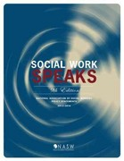 Social Work Speaks 9th Edition 9780871014405 0871014408