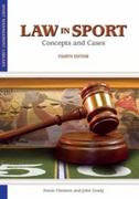 Law in Sport 4th Edition 9781935412410 1935412418