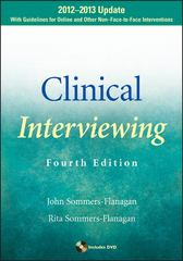 Clinical Interviewing 2012-2013 4th Edition 9781118420928 1118420926