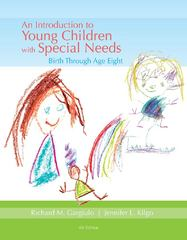 An Introduction to Young Children with Special Needs 4th Edition 9781133959250 1133959253