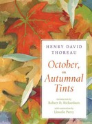 October, or Autumnal Tints 0 9780393081886 0393081885