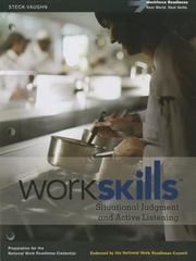 Steck-Vaughn WorkSkills 1st Edition 9780547536552 0547536550