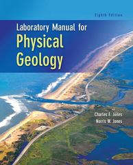 Laboratory Manual for Physical Geology 8th Edition 9780073524139 0073524131