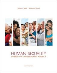 Human Sexuality: Diversity in Contemporary America 8th edition 9780077435257 0077435257