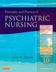 Principles and Practice of Psychiatric Nursing 1st edition 9780323091145 0323091148