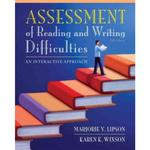 Assessment of Reading and Writing Difficulties 5th Edition 9780132685788 0132685787