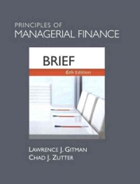 Chapter 4 solutions principles of managerial finance brief plus principles of managerial finance brief plus new myfinancelab with pearson etext access card package 6th edition view more editions fandeluxe Gallery