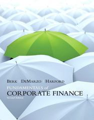 Fundamentals of Corporate Finance Plus NEW MyFinanceLab with Pearson eText -- Access Card Package 2nd Edition 9780132950428 0132950421