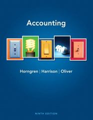 Accounting Plus NEW MyAccountingLab with Pearson eText -- Access Card Package 9th edition 9780132959674 0132959674