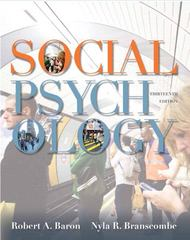 Social Psychology Plus NEW MyPsychLab with eText -- Access Card Package 13th edition 9780205246670 0205246672