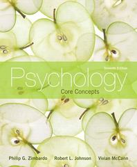 Psychology 7th edition 9780205255009 0205255000