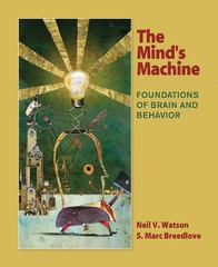 The Mind's Machine 1st edition 9780878939336 0878939334